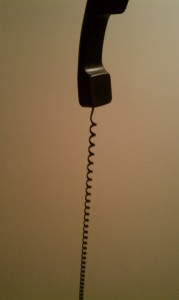 Helical telephone handset cord